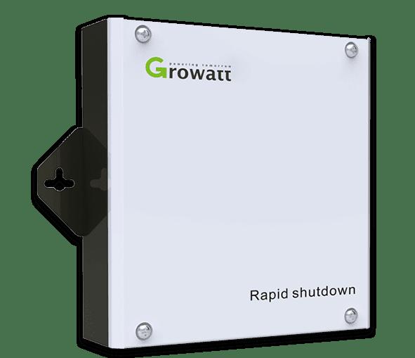 Caja Growatt Rsd | Sernolux.com