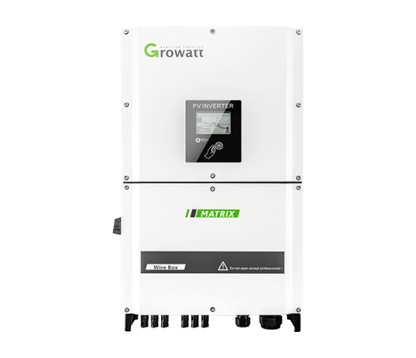 Growatt 17000-25000Tl3-S | Sernolux.com
